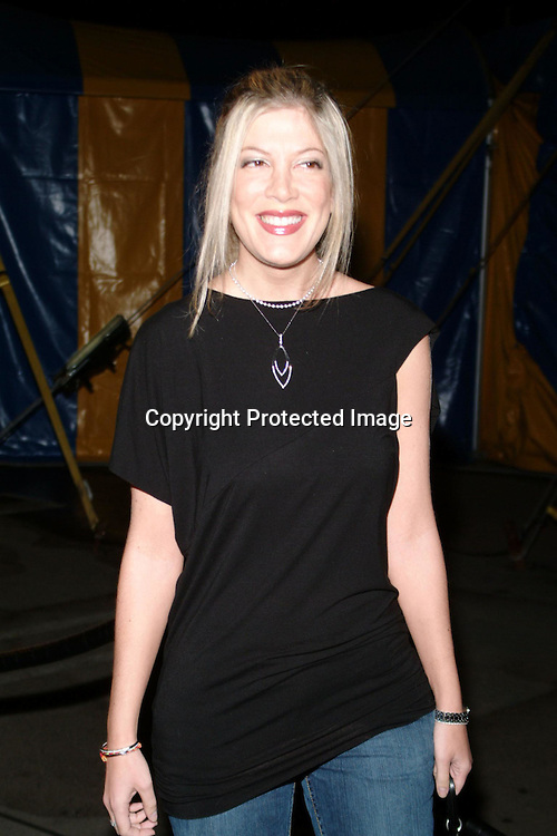 Tori Spelling<br />