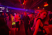 ACE club in Ho Chi Minh City is packed on a Friday night. Christian Berg for the New York Times.