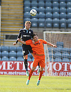 Andy Black - Dundee v Kilmarnock, SPFL Under 20s Development League at Dens Park<br /> <br />  - &copy; David Young - www.davidyoungphoto.co.uk - email: davidyoungphoto@gmail.com