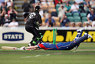 NZ v England 2nd ODI