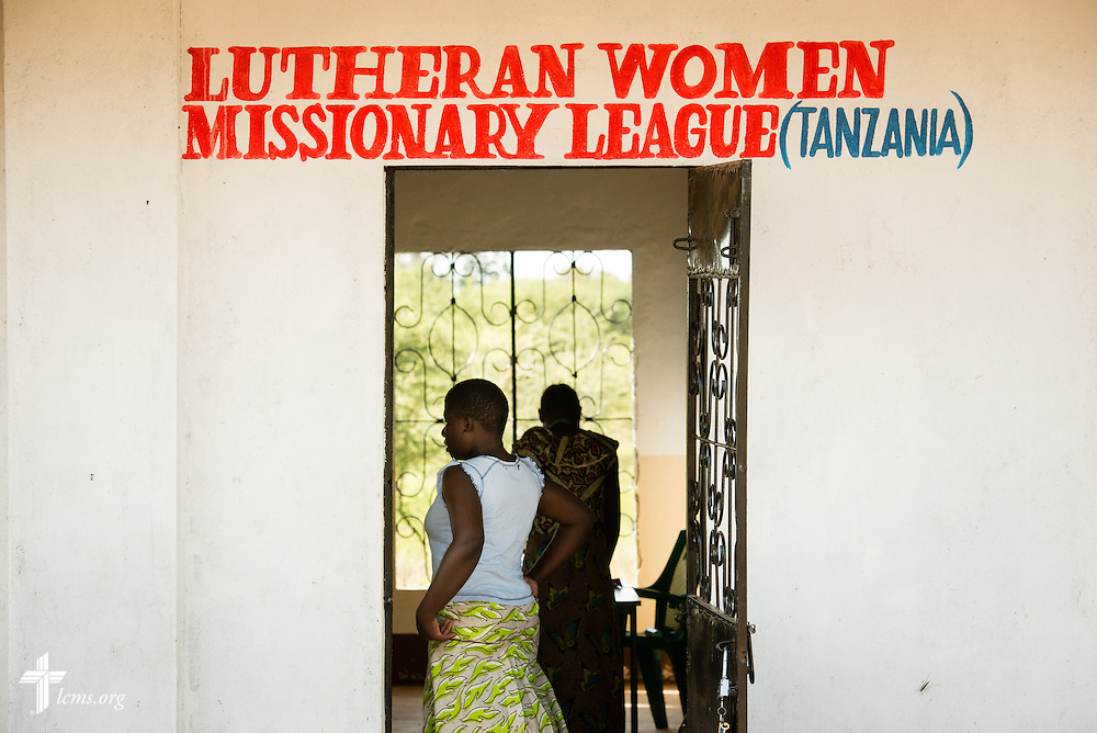 Exterior photograph of the Lutheran Women Missionary League (Tanzania) at the Evangelical Lutheran Church in Tanzania – South-East of Lake Victoria Diocese (ELCT-SELVD) Bishop Emmanuel Makala Training Center on Friday, March 13, 2015, in Shinyanga, Tanzania. LCMS Communications/Erik M. Lunsford