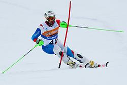 BREUGGER Michael, SUI, Super Combined, 2013 IPC Alpine Skiing World Championships, La Molina, Spain