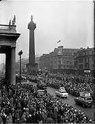 17/03/1960<br /> 03/17/1960<br /> 17 March 1960<br /> NAIDA Industrial St. Patrick's Day Parade, Dublin.