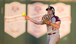 Utah vs. Texas A&M in a NCAA softball game Friday, March 2, 2018, in College Station, Texas.