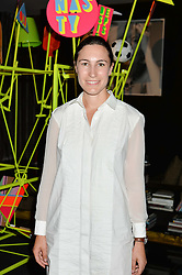 CRESSIDA POLLOCK CEO of English National Opera at a dinner at The Bulgari Hotel, 171 Knightsbridge to celebrate The London Design Festival on 13th September 2016.
