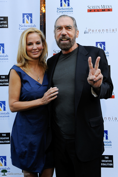 August 27, 2008 - Paul Michell and Eloise DeJoria attend the Spotlight Initiative Award Morning Reception Honoring Annette Bening during the 2008 Democratic National Convention in Denver.