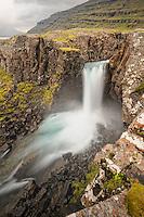 Landscape in East-Iceland