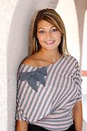 Senior photos of Hayley Cochran.