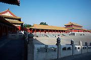 Gugong (Forbidden City, Imperial Palace). Hongyi Ge.