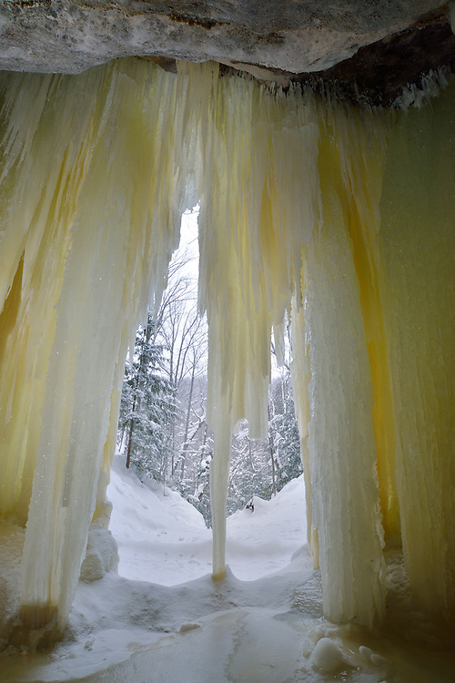 Eben Ice Caves<br />