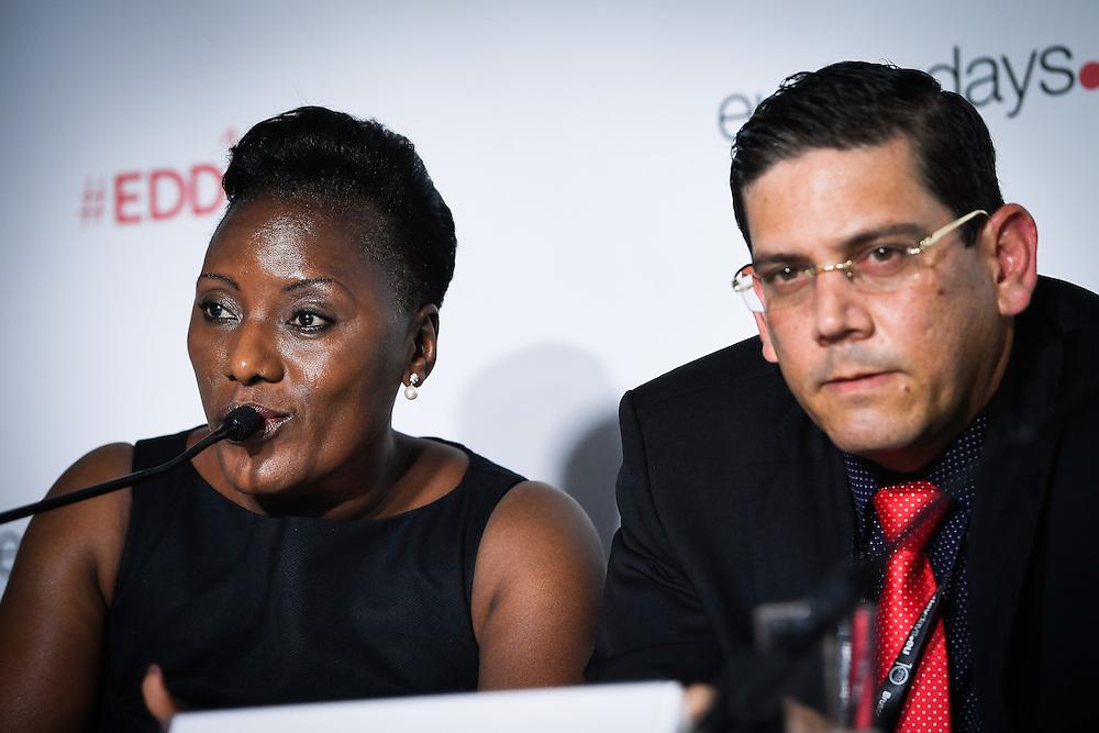 20160615 - Brussels , Belgium - 2016 June 15th - European Development Days - Impact investing for Africa - EABF Workshop - Martha Namundjebo-Tilahun , Chairperson , United Africa Group © European Union
