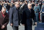 2013/03/23 Roma, funerali del Capo della Polizia. Nella foto Nicola Zingaretti.<br /> Rome, Chief of Police funerals. In the picture Nicola Zingaretti - &copy; PIERPAOLO SCAVUZZO