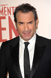Jean Dujardin attends the UK Premiere of 'The Monuments Men' at Odeon Leicester Square , United Kingdom. Tuesday, 11th February 2014. Picture by Chris Joseph / i-Images