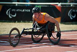 van WEEGHEL Kenny, NED, 200m, T54, 2013 IPC Athletics World Championships, Lyon, France