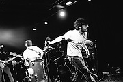 Foxing kicked off their tour with Seahaven and Adventures at The Firebird in St. Louis, Missouri on May 8th. 2014.