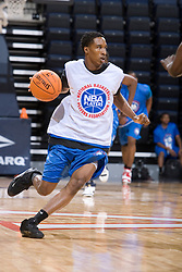 PG Brandon Jennings (Mouth of Wilson, VA / Oak Hill Academy).  The National Basketball Players Association held a camp for the Top 100 high school basketball prospects at the John Paul Jones Arena at the University of Virginia in Charlottesville, VA from June 20, 2007 through June 23, 2007.