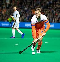 ROTTERDAM - Jeroen Hertzberger (NED) (Ger)   during  the Pro League hockeymatch men, Netherlands- Germany (0-1). )  WSP COPYRIGHT  KOEN SUYK