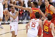 DESCRIZIONE: Berlino EuroBasket 2015 - <br /> Turkey Spain<br /> GIOCATORE: Kartal Ozmizrak<br /> CATEGORIA: Tecnica<br /> SQUADRA: Turkey<br /> EVENTO: EuroBasket 2015 <br /> GARA: Berlino EuroBasket 2015 - Turkey vs Spain<br /> DATA: 06-09-2015 <br /> SPORT: Pallacanestro <br /> AUTORE: Agenzia Ciamillo-Castoria/I.Mancini <br /> GALLERIA: FIP Nazionali 2015 FOTONOTIZIA: Berlino EuroBasket 2015 - Turkey vs Spain