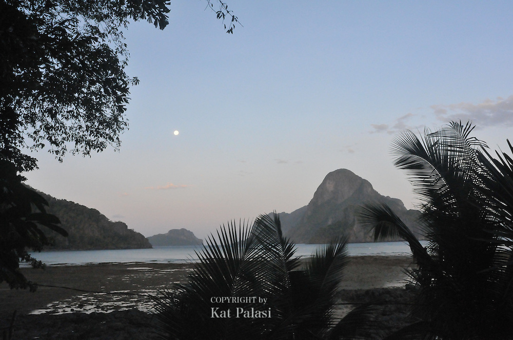 Bacuit Bay, Palawan, Philippines. Palawan is said to be the last frontier for biodiversity in the country.It has pristine islands, a good collection of wildlife and beautiful white beaches.