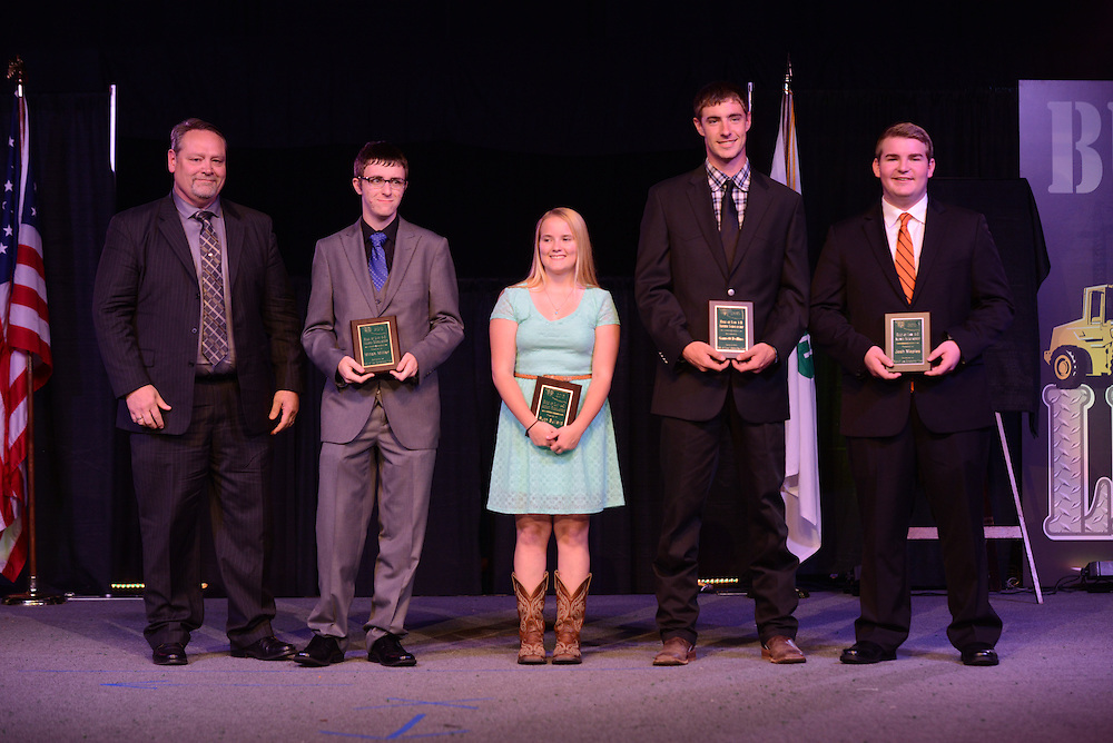 2015 4-H RoundUp Honor Night Awards Assembly