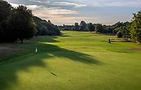 GROESBEEK  -  hole 6  Nijmeegse Baan ,  Golf op Rijk van Nijmegen.   COPYRIGHT KOEN SUYK