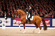 Adelinde Cornelissen - Jerich Parzival<br /> KWPN Hengstenkeuring 2013<br /> © DigiShots