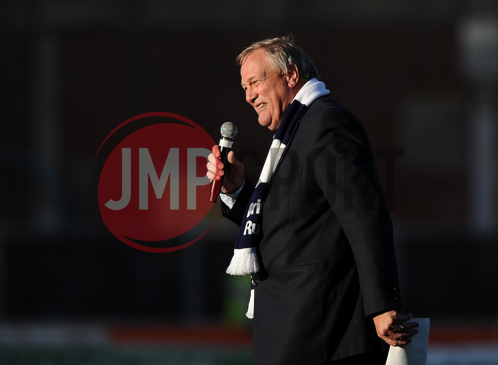 Bristol Rugby Chairman, Chris Booy - Photo mandatory by-line: Joe Meredith/JMP - Mobile: 07966 386802 - 20/05/2015 - SPORT - Rugby - Bristol - Ashton Gate - Bristol Rugby v Worcester Warriors - Greene King IPA Championship - Play-Off Final