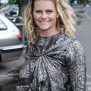 NLD/Amsterdam/20120713 - Vrijgezellenfeest Micky Hoogendijk en Adam Curry, Judith Wiersma