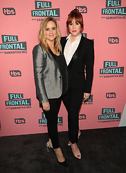 May 25, 2018 - Los Angeles, California, USA - 5/24/18.Samantha Bee and Molly Ringwald at the TBS Television Network For Your Consideration Event for ''Full Frontal With Samantha Bee'' held at the Writers Guild Theater in Beverly Hills..(Los Angeles, CA) (Credit Image: © Starmax/Newscom via ZUMA Press)