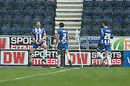 Wigan Athletic v Chesterfield 16/01/2016