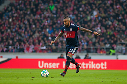 December 16, 2017 - Stuttgart, Germany - Bayerns Arturo Vidal initiates a counter during the German first division Bundesliga football match between VfB Stuttgart and Bayern Munich on December 16, 2017 in Stuttgart, Germany. (Credit Image: © Bartek Langer/NurPhoto via ZUMA Press)