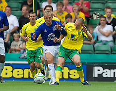 100731 Norwich v Everton