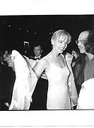 Geena Davies, New Line party, Casino, Cannes Film Festival 13 May 1997© Copyright Photograph by Dafydd Jones 66 Stockwell Park Rd. London SW9 0DA Tel 020 7733 0108 www.dafjones.com