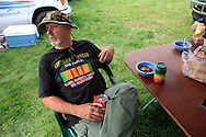 Bruce Wesely 4th Infantry Division Kokomo Indiana Vietnam Veterans Reunion 2012