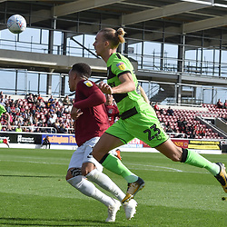 Northampton Town v Forest Green Rovers, EFL League Two, 13 October 2018