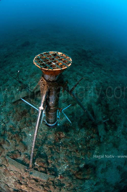 underwater research
