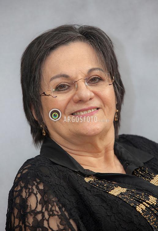 Maria da Penha Maia Fernandes, a farmaceutica que da nome a lei contra a violencia domestica./ Maria da Penha Maia Fernandes, a pharmaceutical that inspired the name of the law against domestic violence.