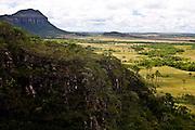 Alto Paraiso de Goias_GO, Brasil...Vista panoramica do Parque Nacional da Chapada dos Veadeiros...The panoramic view of Parque Nacional da Chapada dos Veadeiros...Foto: JOAO MARCOS ROSA / NITRO..