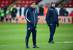 Bristol Rovers manager Darrell Clarke - Mandatory by-line: Alex James/JMP - 21/01/2017 - FOOTBALL - Banks's Stadium - Walsall, England - Walsall v Bristol Rovers - Sky Bet League One