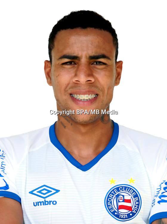 Brazilian Football League Serie A / <br /> ( Esporte Clube Bahia ) - <br /> Gustavo Henrique da Silva Sousa