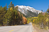 12,941 ft. Star Mountain of the Sawatch Mountains along State Hwy 82,  Colorado.