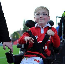 Oskar Pycroft . - Photo mandatory by-line: Nizaam Jones - Mobile: 07583 3878221 - 22/11/2014 - Sport - Football - Bristol - Ashton Gate - Bristol City v Preston North End - Sport