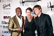 Bebe Winans, Marisol Thomas and Rob Thomas