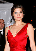 Actress Lake Bell attends The Whitney Museum of American Art's Gala and Studio Dinner in New York City on October 19, 2009.