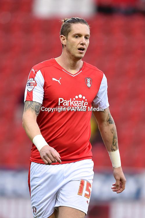 Greg Halford, Rotherham United
