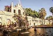 Spain, Seville, Plaza de Espana