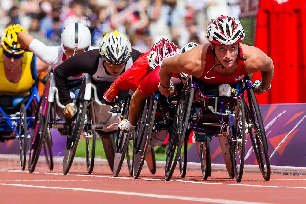 Tatyana McFadden, 2012 Paralympics