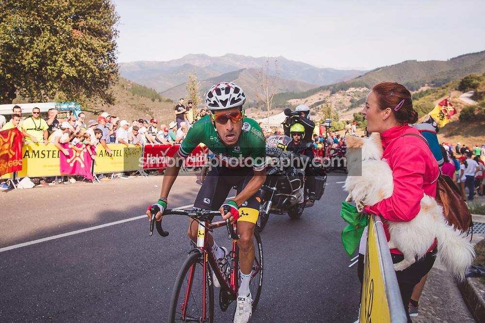 September 7th 2017, Suances to Santo Toribio de Liébana, Spain; Cycling, Vuelta a Espana Stage 18; Fabio Aru