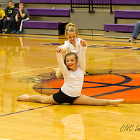 01-28-14 Berryville Halftime Dancers (last dancers)