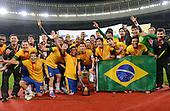 3 June Final: Argentina v Brazil
